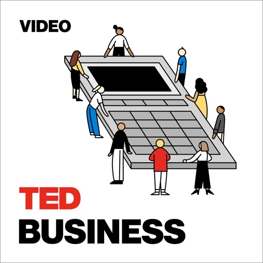 Cover image of TED Talks Business