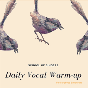Helen Sheppard & School Of Singers - Daily Vocal Warm Up