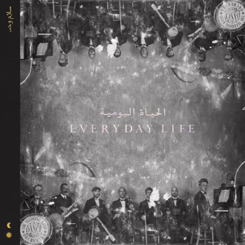 Everyday Life Coldplay album songs, reviews, credits