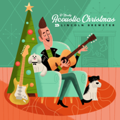 A Mostly Acoustic Christmas - Lincoln Brewster Cover Art