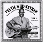 Peetie Wheatstraw - Devil's Son-In-Law