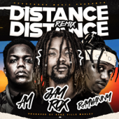 Distance (Remix) [feat. A.Y & Rayvanny] - Jay Rox