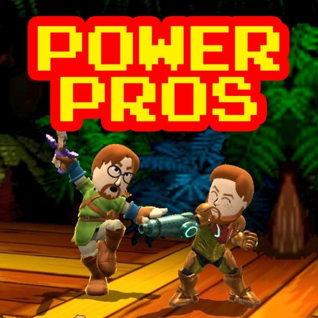 POWER PROS — Nintendo News & Views de Power Pros no