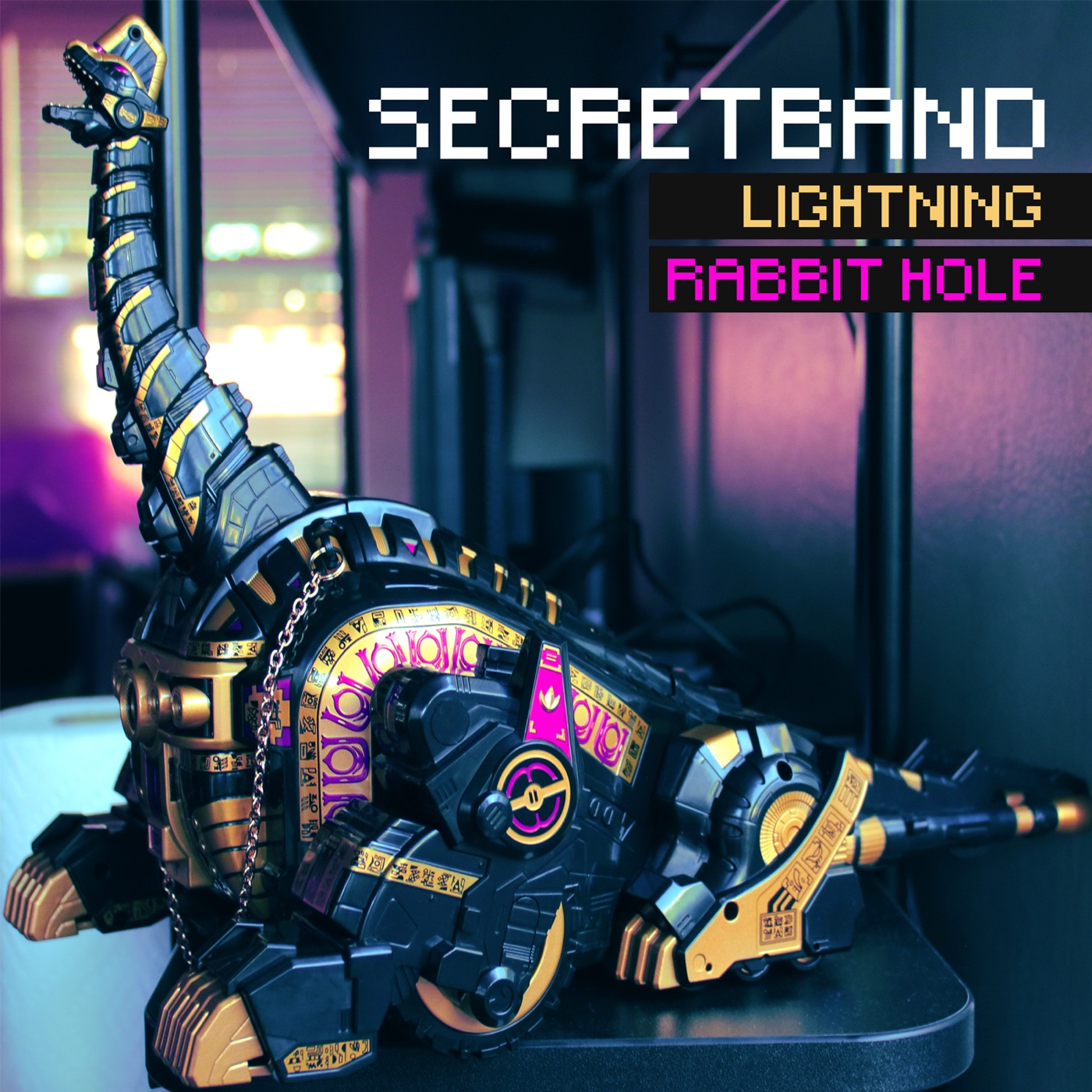 Secret Band - Lightning / Rabbit Hole [maxi-single] (2019)