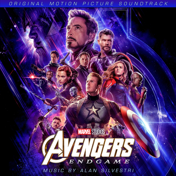 ‎Avengers: Endgame (Original Motion Picture Soundtrack) by Alan Silvestri