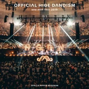 髭男dism - one-man tour 2019 at 2019.07.08日本武道館 (Live)
