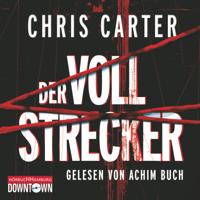 Chris Carter & Sybille Uplegger - Der Vollstrecker artwork
