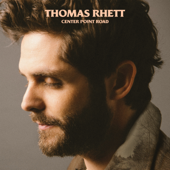 Thomas Rhett - Center Point Road  artwork
