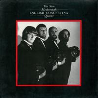 The New Mexborough English Concertina Quartet - The New Mexborough English Concertina Quartet artwork