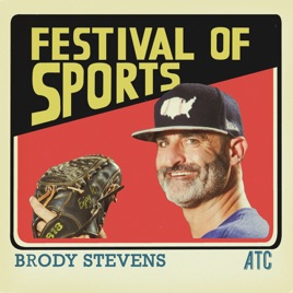 Brody Stevens Festival Of Sports: Episode 12 - Live from ATC