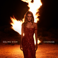 Céline Dion - Courage (Deluxe Edition) artwork