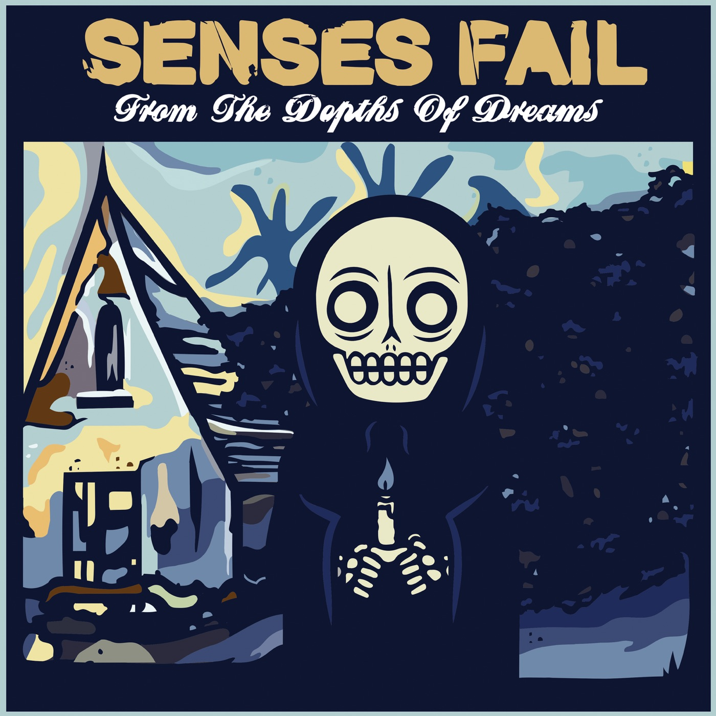 Senses Fail - From the Depths of Dreams [EP] (2019)
