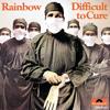 Rainbow - Difficult To Cure portada