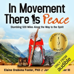 In Movement There Is Peace: Stumbling 500 Miles Along the Way to the Spirit (Unabridged)