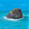 BENEE - Find an Island artwork