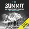 Pemba Gyalje Sherpa & Pat Falvey - The Summit (Unabridged)  artwork