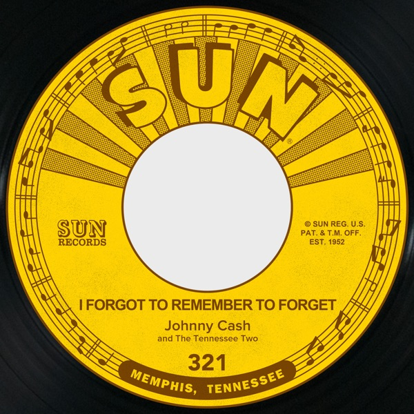 I Forgot to Remember to Forget / Katy Too - Single