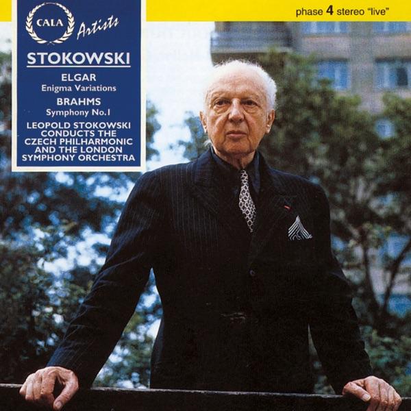 Elgar: Enigma Variations - Brahms: Symphony No. 1