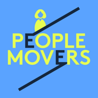 Podcast cover art for People Movers