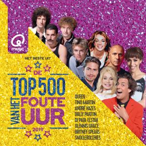 Verschillende artiesten - Qmusic Top 500 van het Foute Uur (2019)