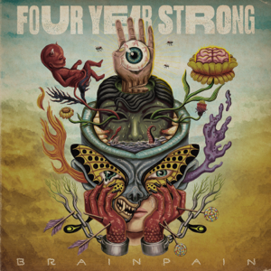 Four Year Strong - Brain Pain