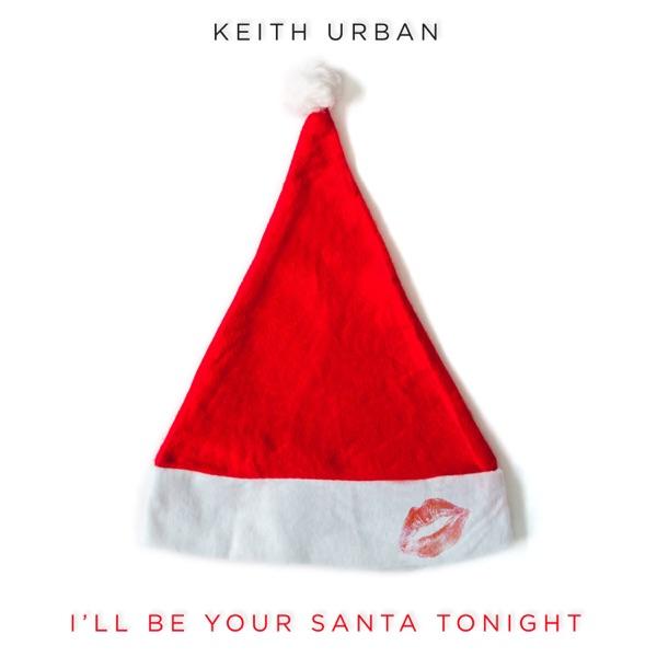 Keith Urban mit I'll Be Your Santa Tonight