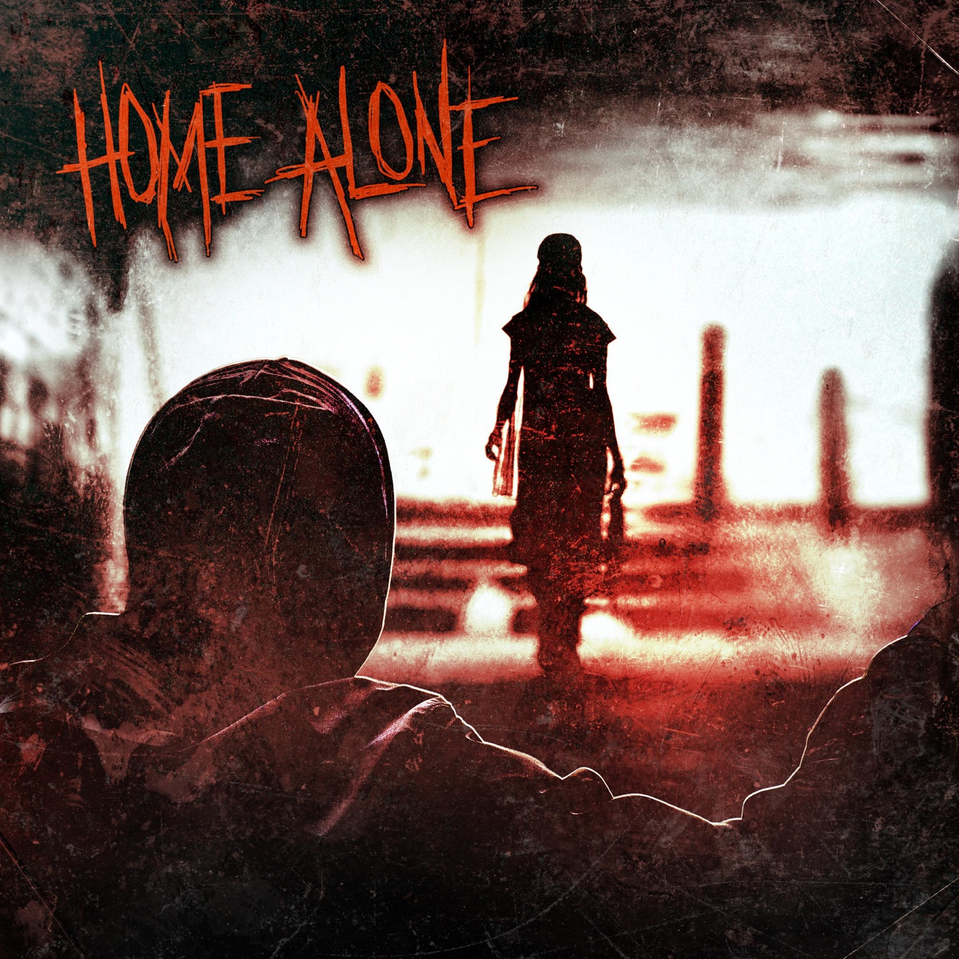 Torrential Rain - Home Alone [single] (2020)