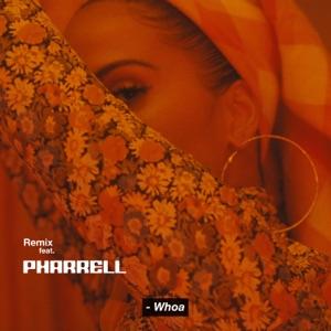 Snoh Aalegra - Whoa feat. Pharrell Williams [Remix]