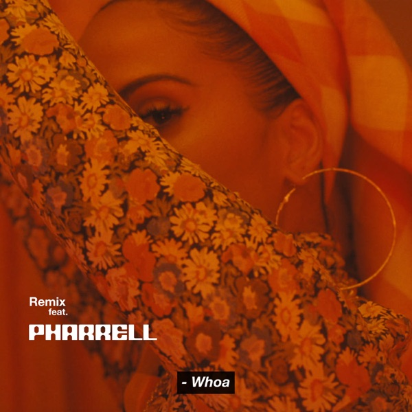 Whoa (feat. Pharrell Williams) [Remix] - Single