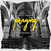 Praying artwork