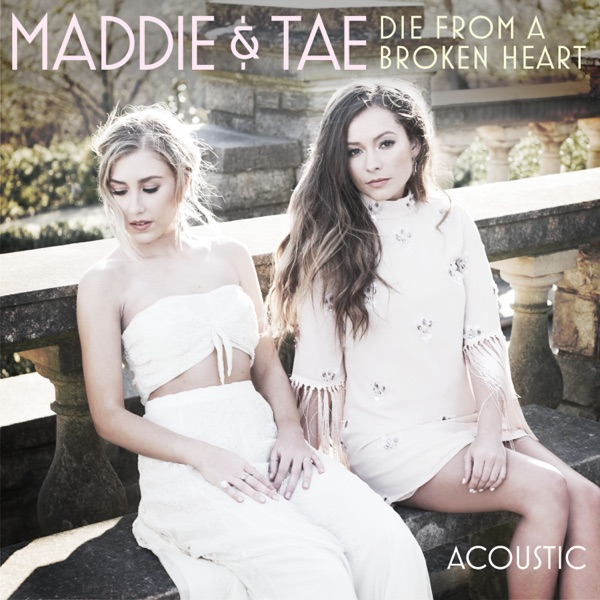 Die From A Broken Heart (Acoustic) - Single