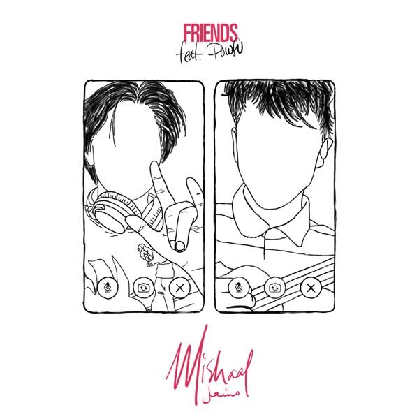 Friends (feat. Powfu) - Single