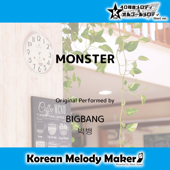 MONSTER (Original Performed by BIGBANG)[Polyphonic Melody Short ver.]