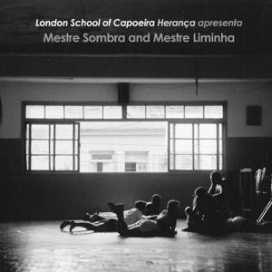Mestre Sombra & Mestre Liminha - Grupo De Mandiga - EP