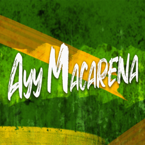 Ribert Music - Ayy Macarena feat. Jimm On The Beatz & Los de la Nave [Remix]