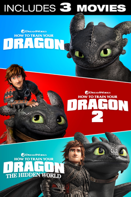 How To Train Your Dragon Trilogy Movie Synopsis, Reviews