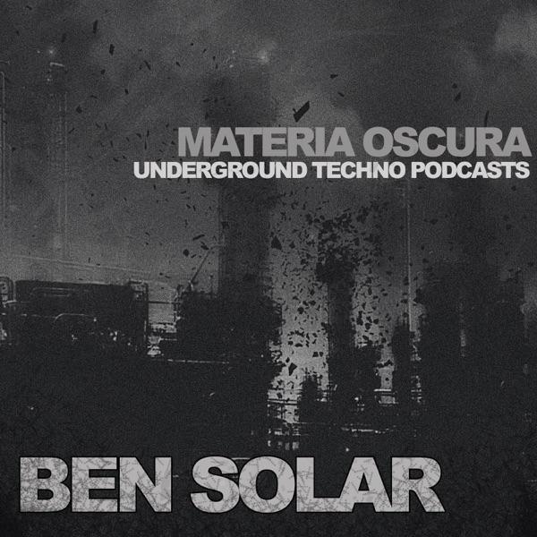 Ben Solar - Materia Oscura Podcast series