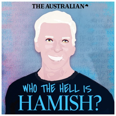 Who the Hell is Hamish? image