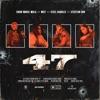 Sidhu Moose Wala, Mist & Steel Banglez - 47 (feat. Stefflon Don)