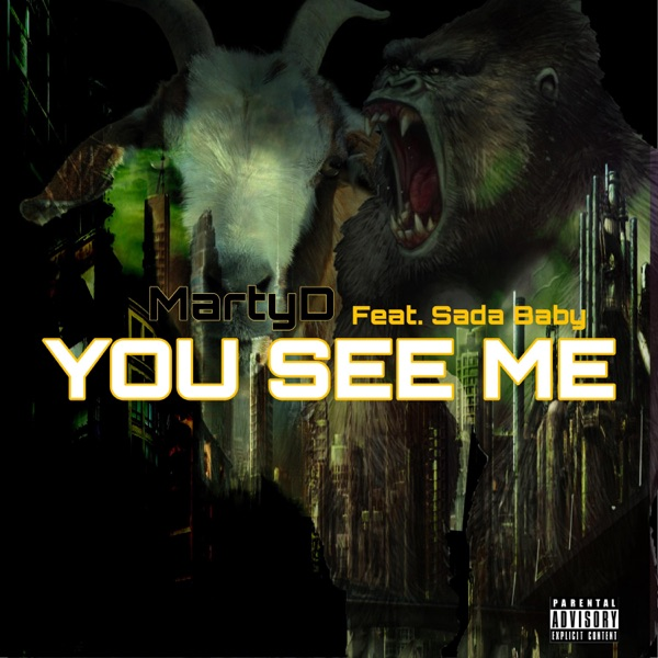 You See Me (feat. Sada Baby) - Single
