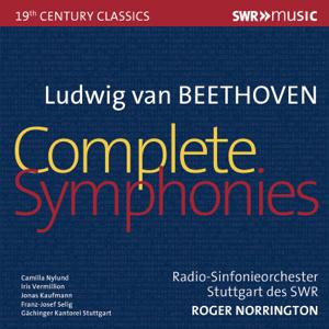 Sir Roger Norrington & Stuttgart Radio Symphony Orchestra - Beethoven: Complete Symphonies (Live)