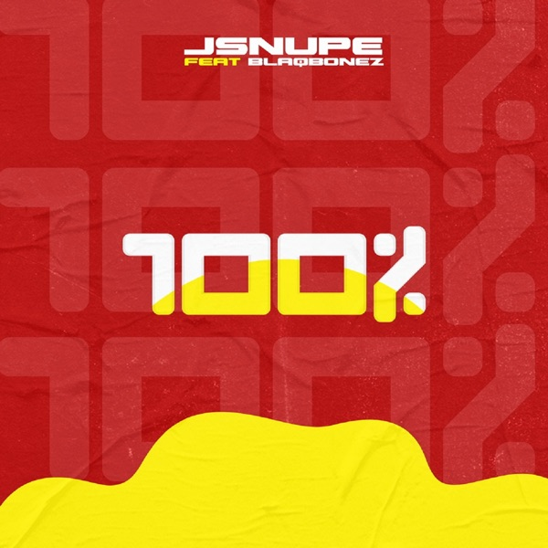 100% (feat. Blaqbonez) - Single