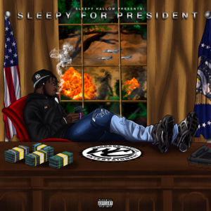 Sleepy Hallow - Sleepy Hallow Presents: Sleepy For President