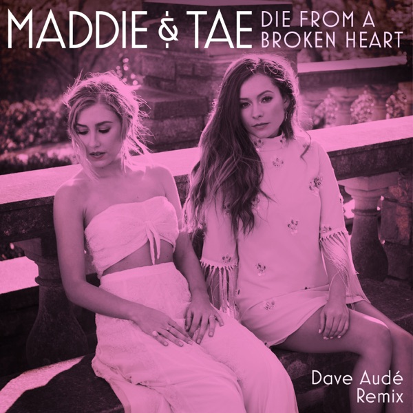 Die from a Broken Heart (Dave Audé Remix) - Single