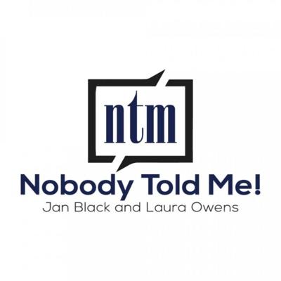 Nobody Told Me! image