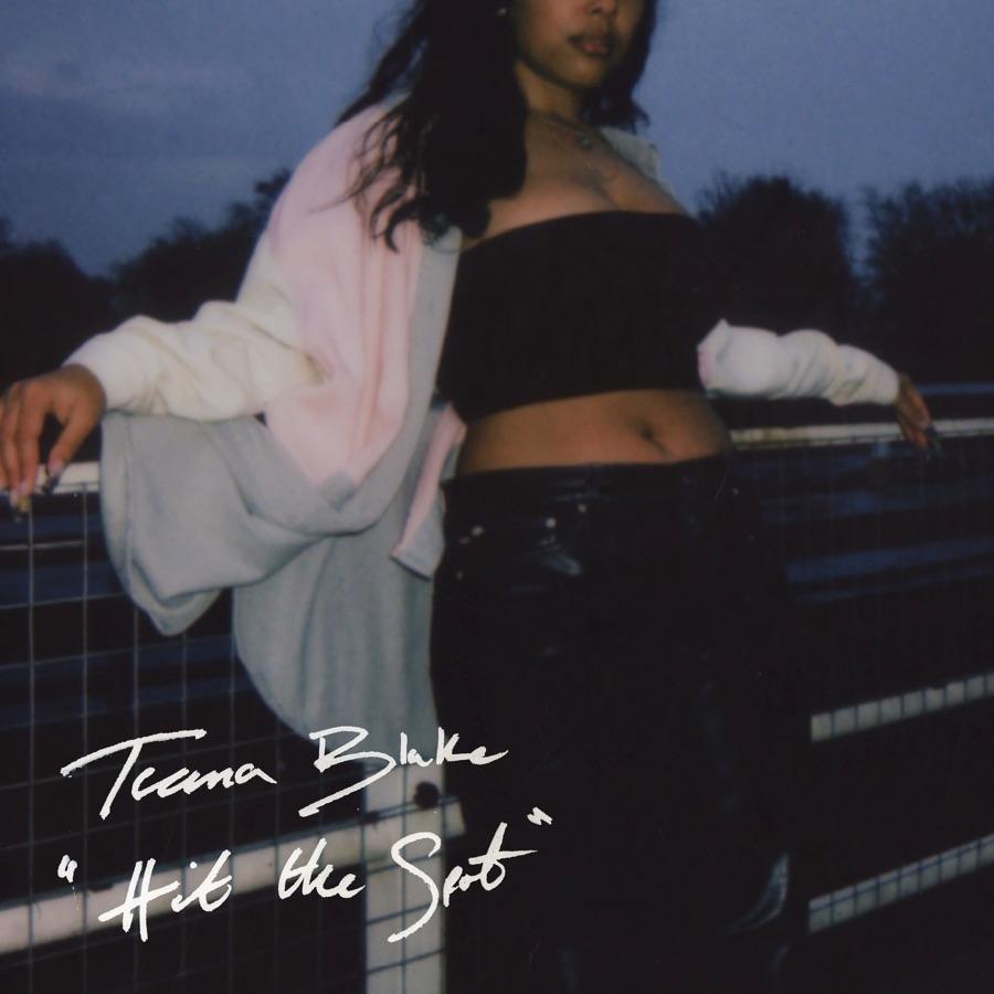 Tiana Blake - Hit the Spot - Single
