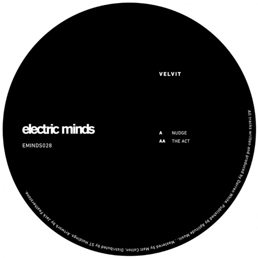 Nudge / The Act - Single by Velvit