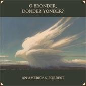 O Bronder, Donder Yonder?