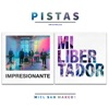 Impresionante & Mi Libertador (Pistas) - Single