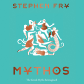 Mythos - Stephen Fry Cover Art